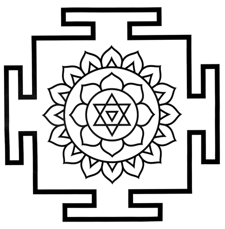 bhagalamukhi yantra